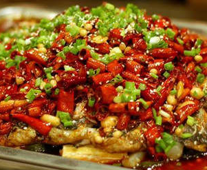 鱼米之乡烤鱼