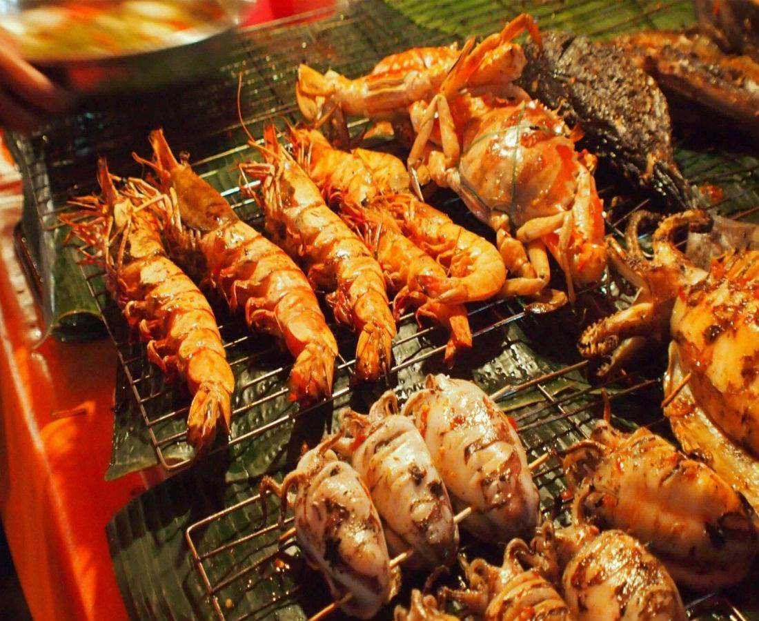 老虾匠海鲜烧烤