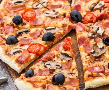 酷味派披萨