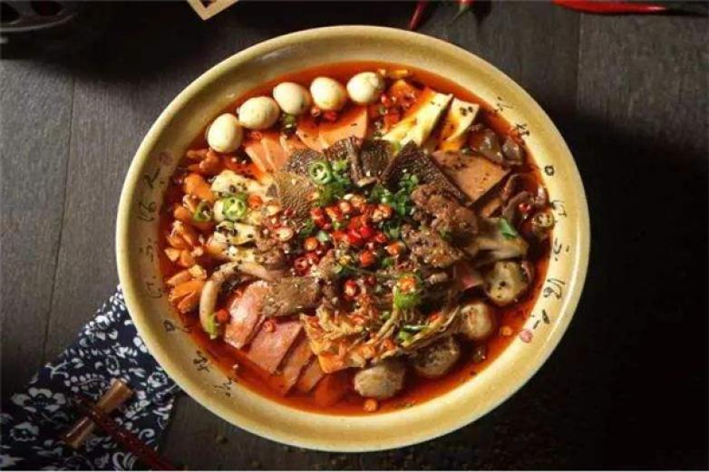 小龙坎火锅冒菜加盟