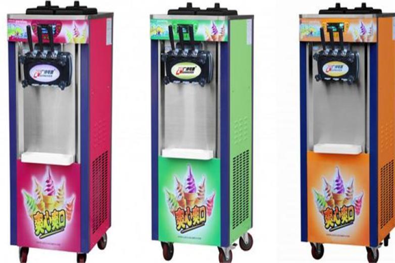 自动冰淇淋机加盟
