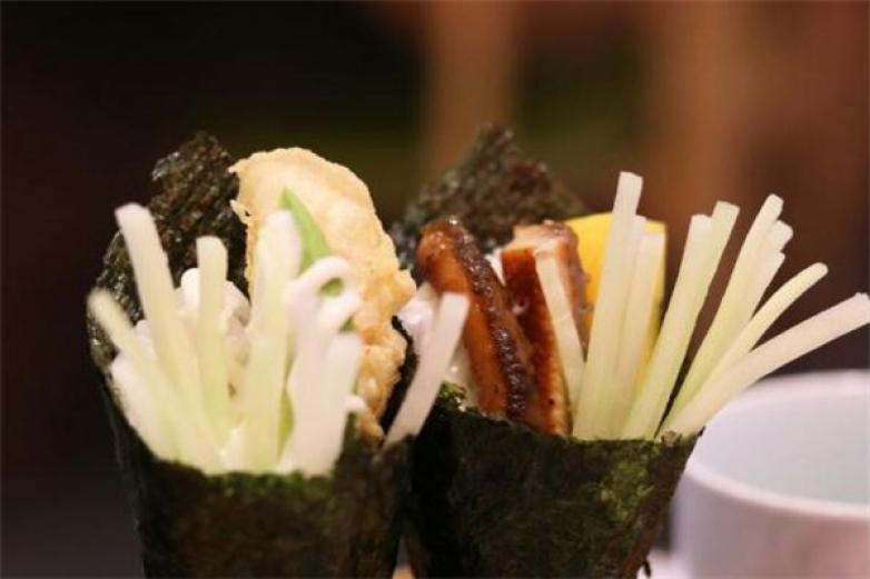唐风卷寿司加盟