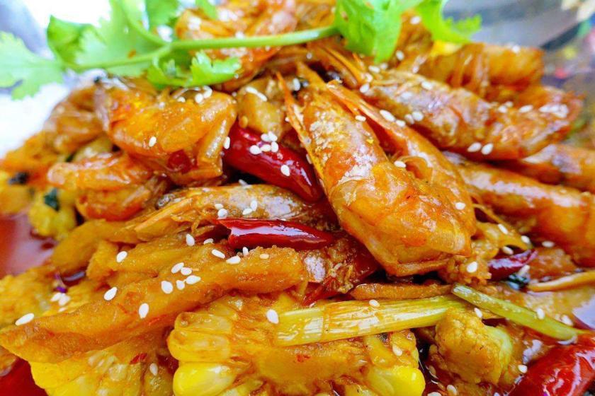 宜城大虾加盟
