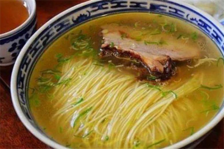 松鹤楼苏式汤面加盟