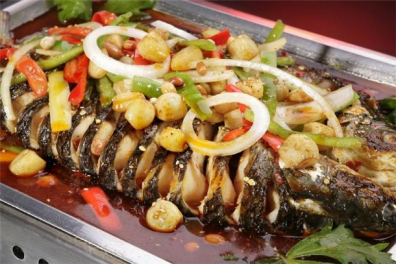 鱼米之乡烤鱼加盟