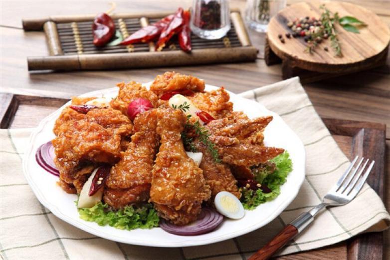 韓國炸雞店加盟