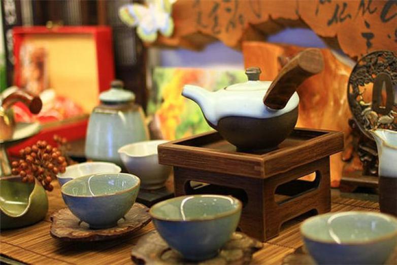 九龙茶馆加盟