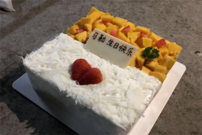 启达西饼生日蛋糕加盟