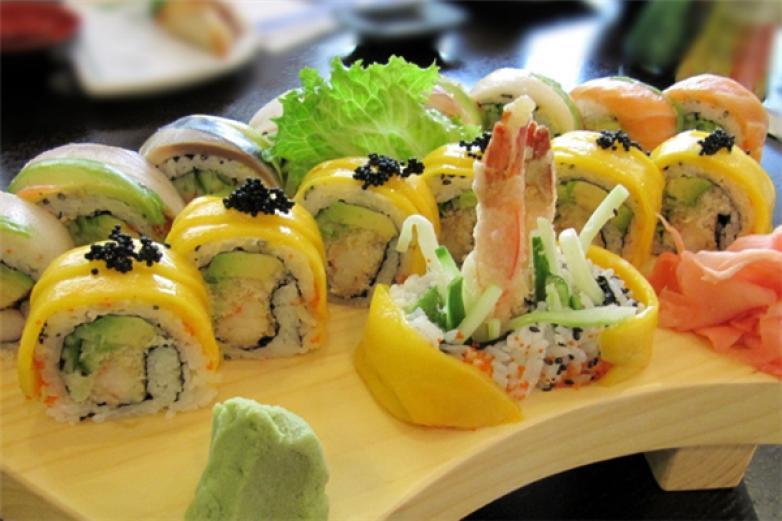 渔禾寿司加盟