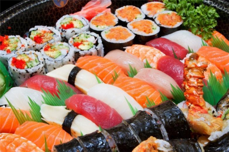 卿味寿司加盟