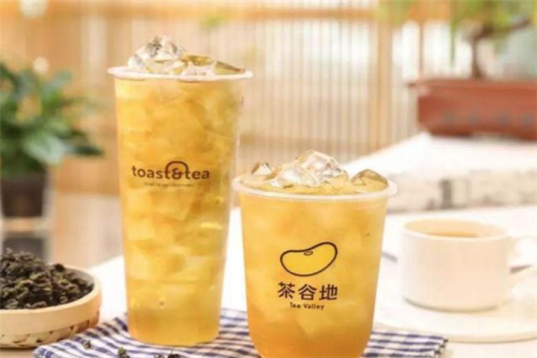茶谷地奶茶加盟