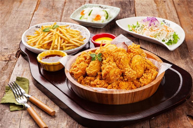 来自星星的韩式炸鸡加盟