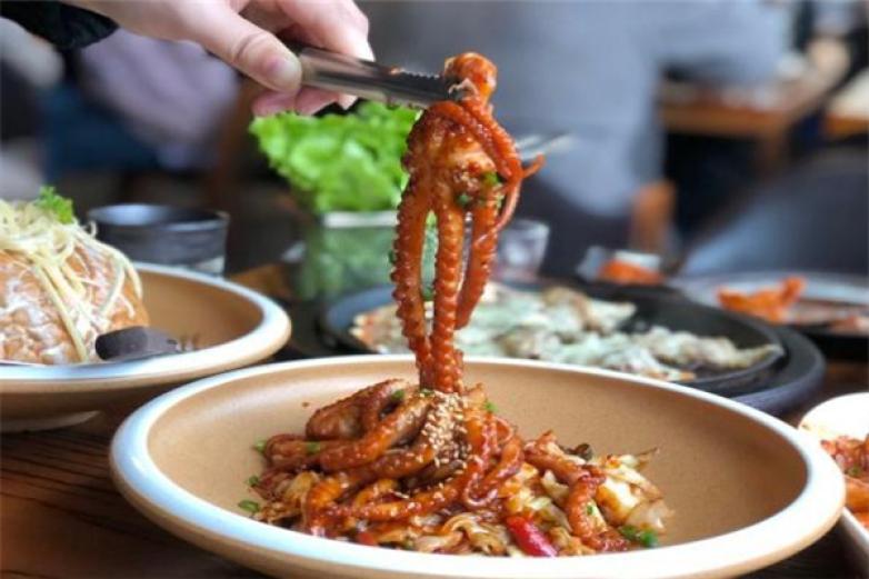 听说过创意韩式料理加盟