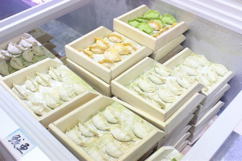 18元自助水饺