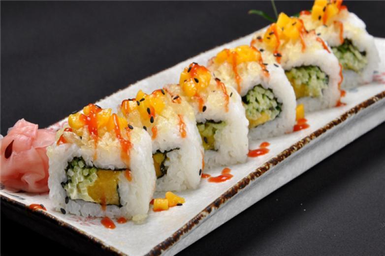 峰回转寿司加盟