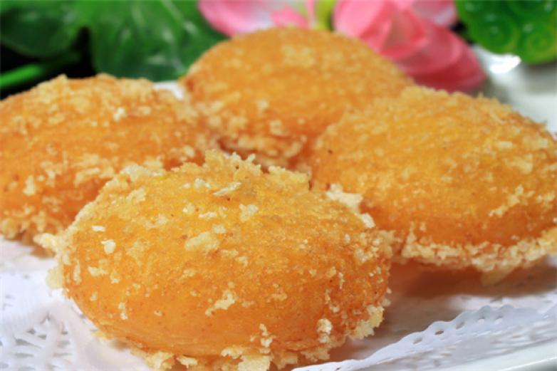 南瓜饼加盟
