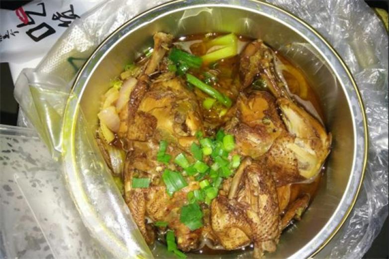 苏雨鲍汁焖鸡加盟