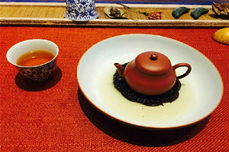 源味茶室加盟