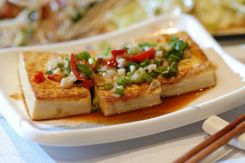 铁板豆腐加盟