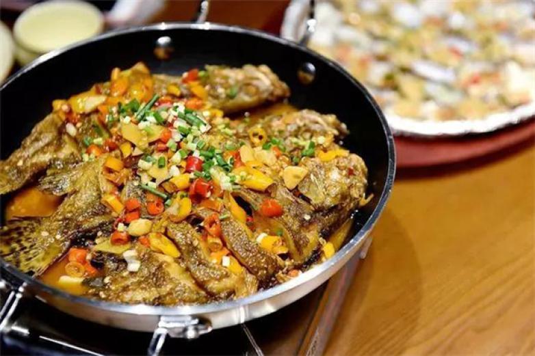 浦城菜馆加盟