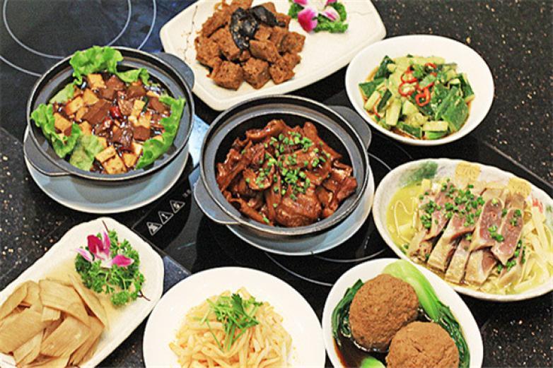 江南厨房加盟