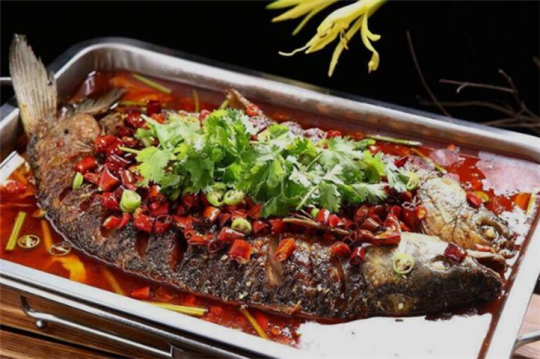 吃货大食堂烤鱼加盟