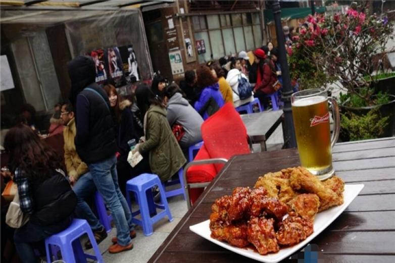 The Frypan韩国炸鸡啤酒加盟