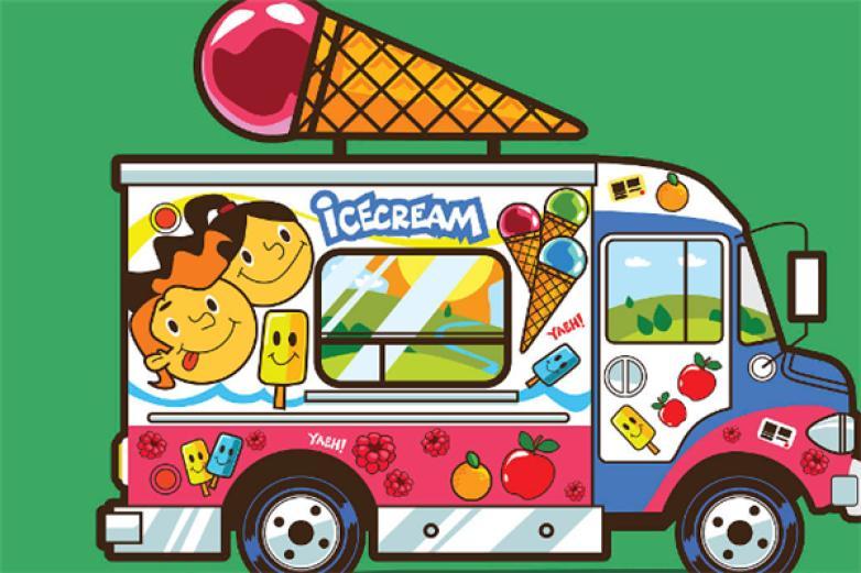 冰淇淋车加盟