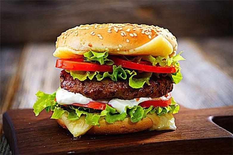 大胃王漢堡加盟