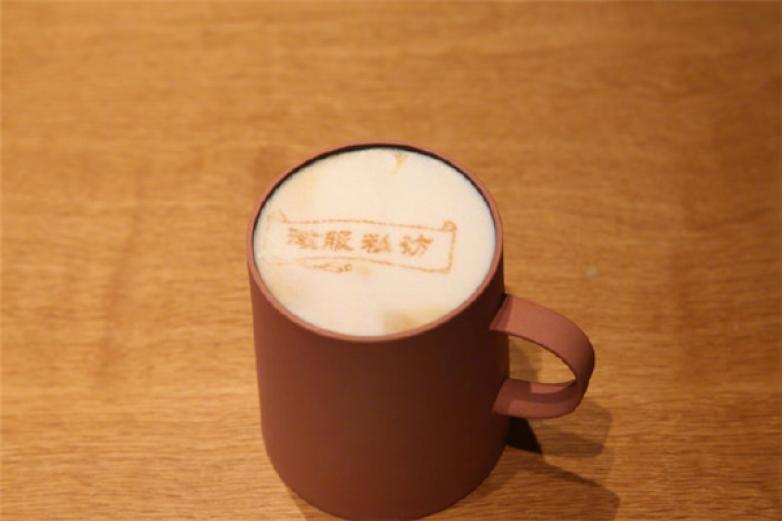 故宫角楼咖啡加盟