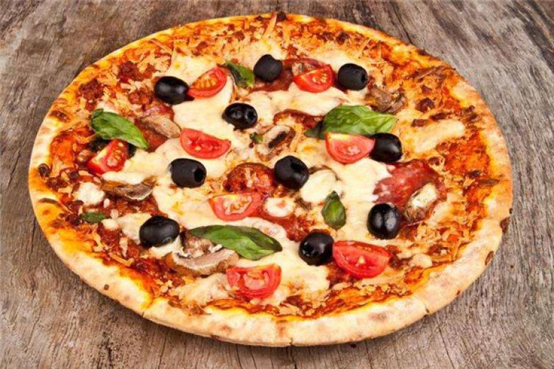 披萨速递加盟
