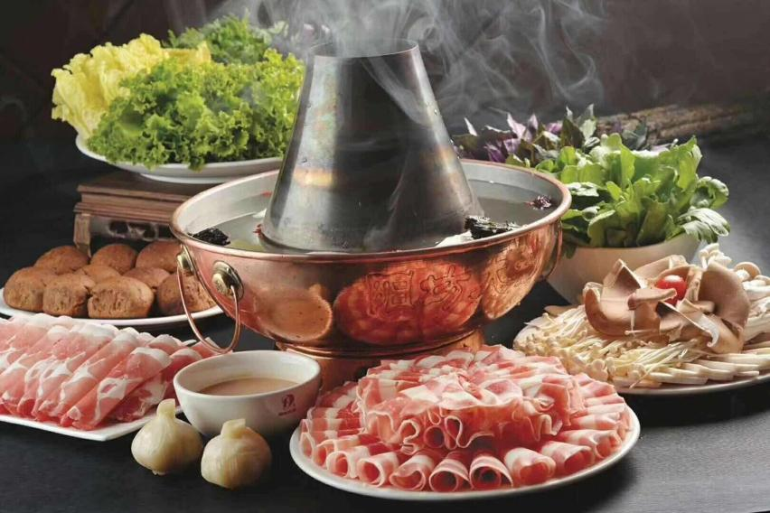 涮羊肉锅,涮涮羊肉锅,涮羊肉,老北京涮羊肉,东来顺涮羊肉,火锅涮羊肉
