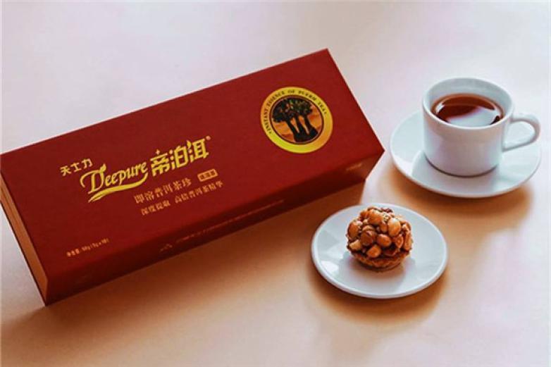 帝泊洱普洱茶加盟