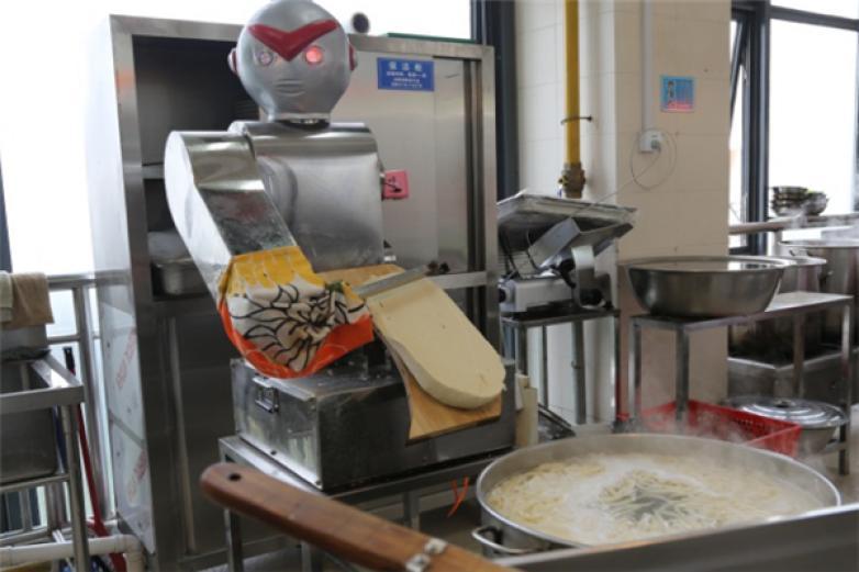 刀削面机器人加盟