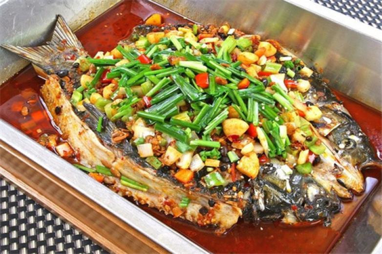 豆豉烤鱼加盟