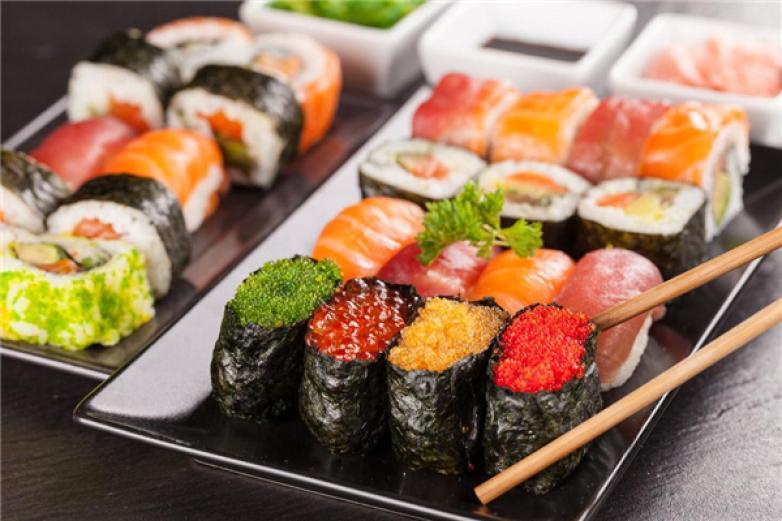 初鲜寿司加盟