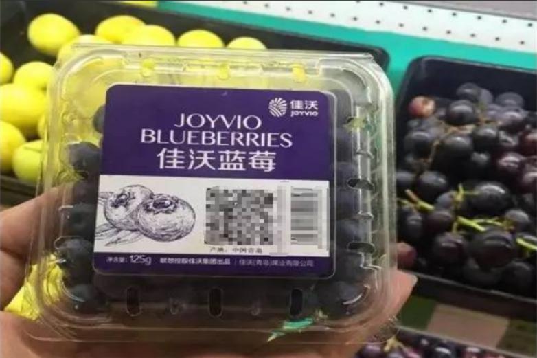 佳沃水果加盟