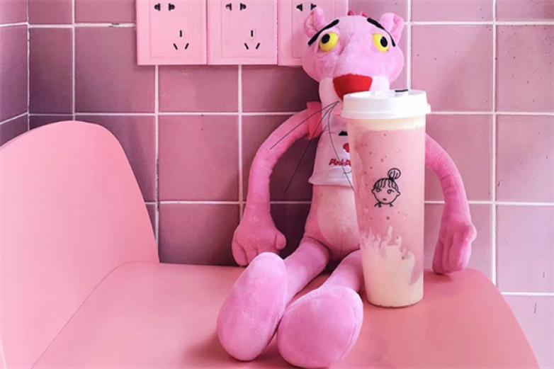 小啾啾奶茶加盟