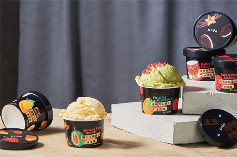 米其林冰淇淋加盟