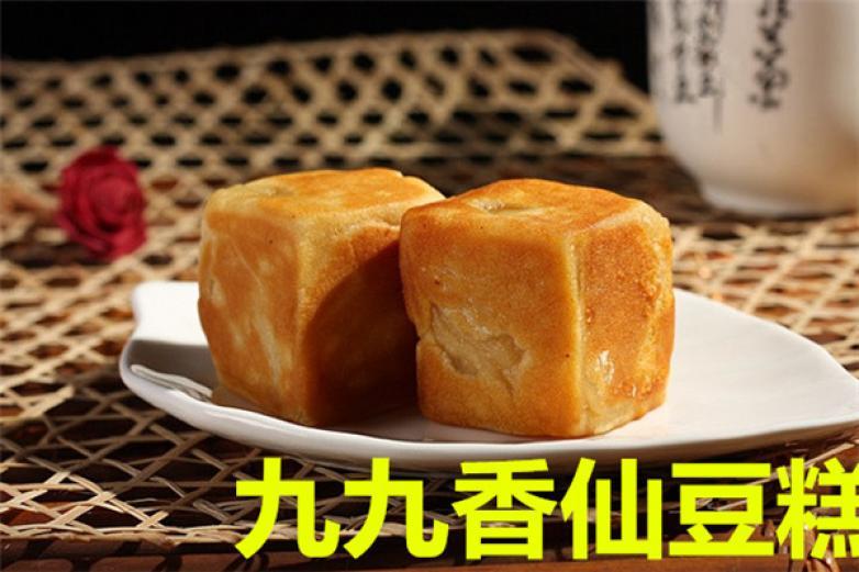 仙豆糕加盟