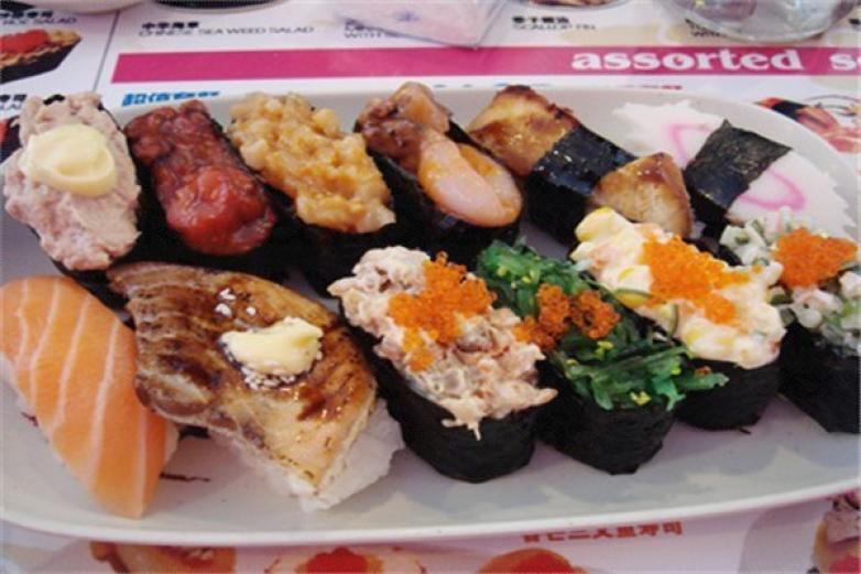 鲜尚sushi加盟