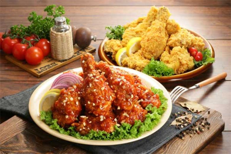 蓬莱凤凰炸鸡加盟