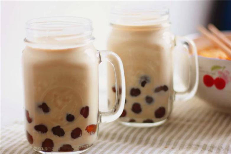 芝麻家奶茶加盟