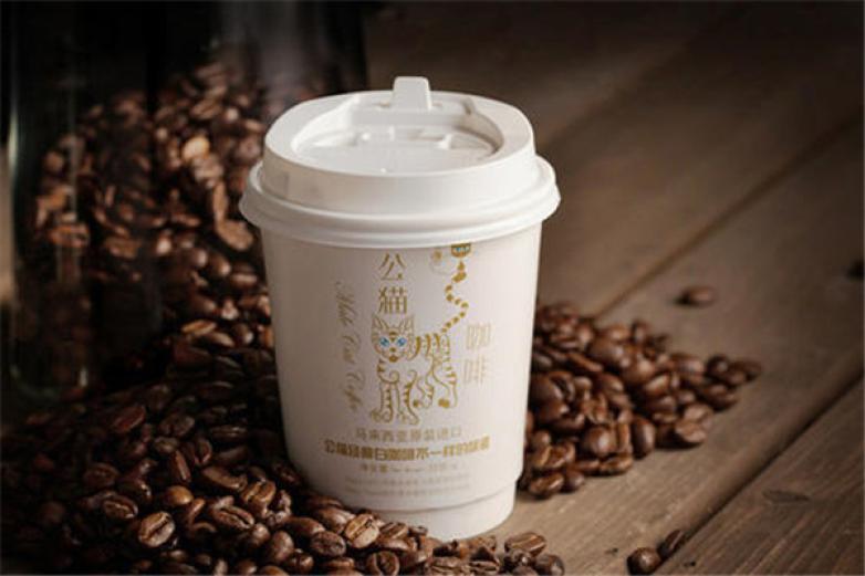 公猫咖啡加盟
