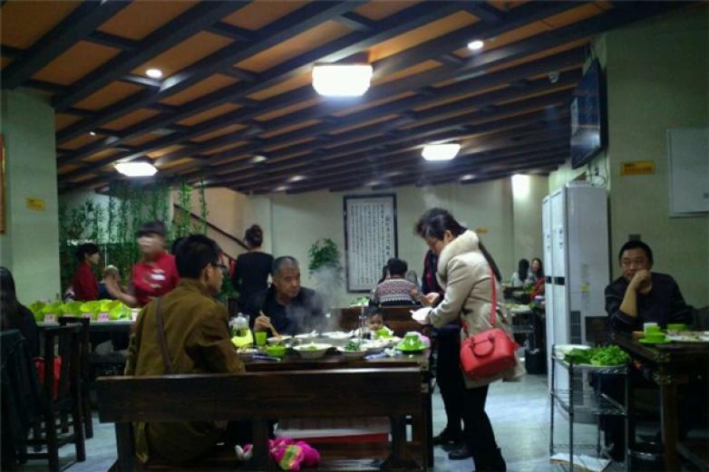 江城鱼庄火锅加盟