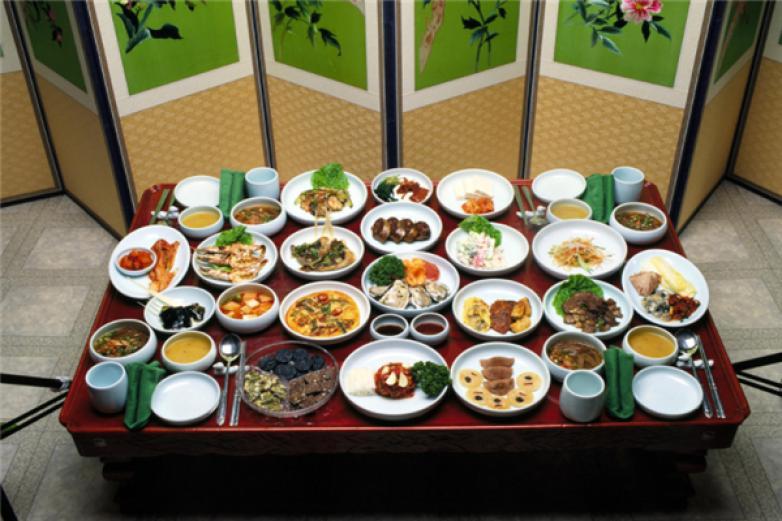 景釜宫韩国料理加盟