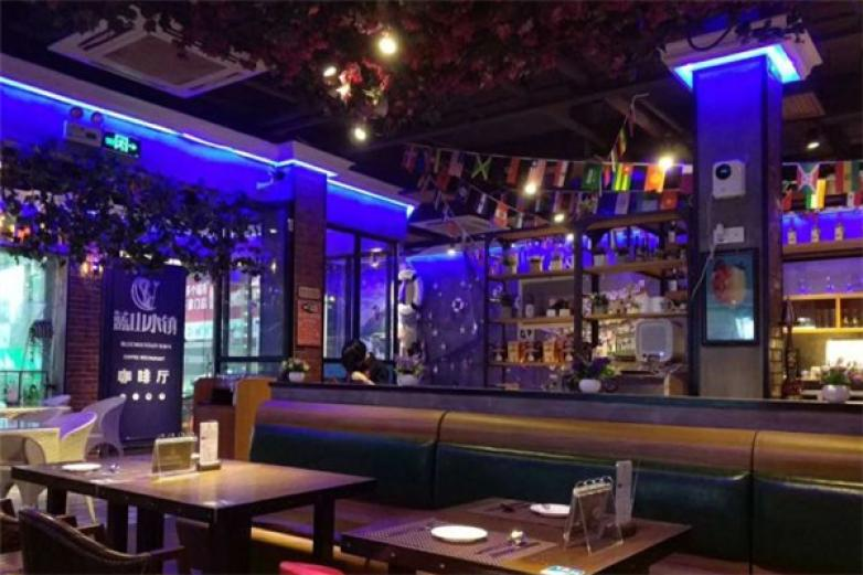 蓝山小镇咖啡厅加盟