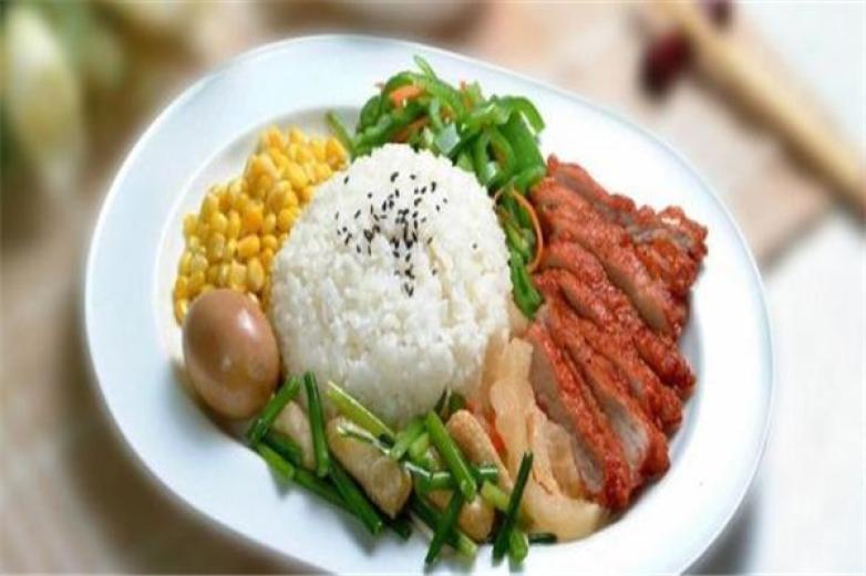 谷宛记中式快餐加盟