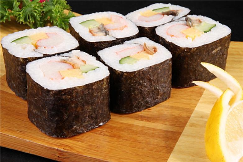 加州寿司卷加盟