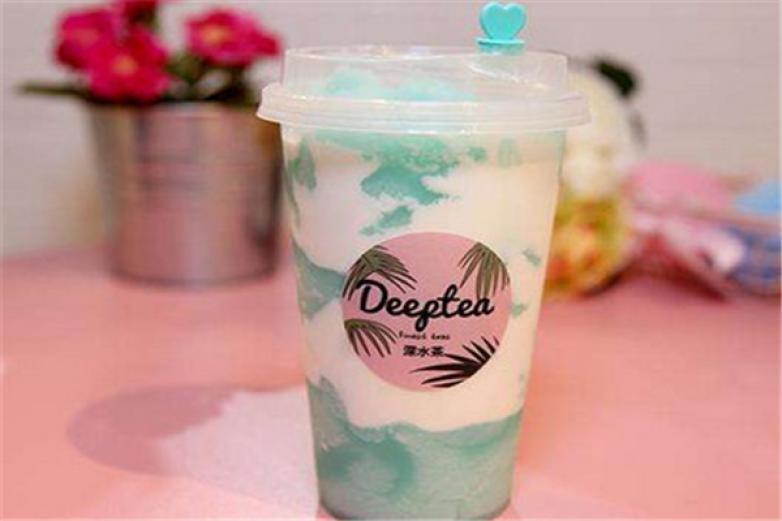 Deeptea深水茶加盟
